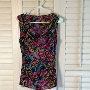 Cable & Gauge Sleeveless Top M